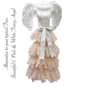 Absolutely Gorgeous 5ft Angel to Decorate ur Home!